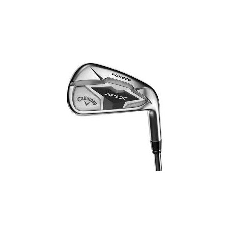 Set ferri Golf Uomo Callaway apex  dal 5  al pw ( 6 pezzi) grafite  regular